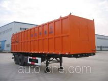 Qianghua QHJ9280ZLJX garbage trailer