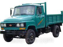 Qinji QJ2515CD low-speed dump truck