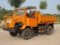 Qinji QJ2815CD2 low-speed dump truck