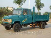 Qinji QJ2815CPD3 low-speed dump truck