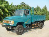 Qinji QJ5820CD3 low-speed dump truck