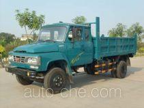 Qinji QJ5820CPD3 low-speed dump truck