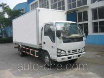 Qijian QJC5070XBWE insulated box van truck