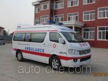 Jinma QJM5034XJH ambulance