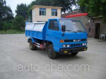 Jinma QJM5040ZLJ dump garbage truck