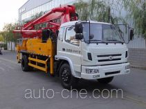 Jinma QJM5150THB concrete pump truck