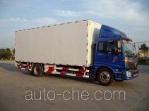 Jinma QJM5150XWT mobile stage van truck