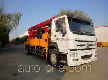 金马牌QJM5200THB型混凝土泵车
