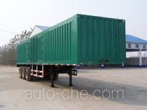 Jinma QJM9280XXY box body van trailer