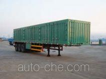 Jinma QJM9390XXY box body van trailer
