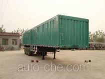 Jinma QJM9390XXY box body van trailer