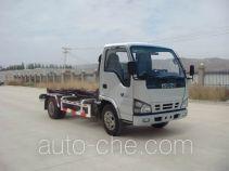 Jieshen QJS5070ZXXL detachable body garbage truck