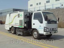 Jieshen QJS5073TSL street sweeper truck