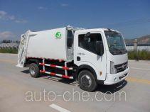Jieshen QJS5078ZYS4 garbage compactor truck