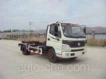 Jieshen QJS5080ZXXL detachable body garbage truck