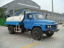 Jieshen QJS5093GXE suction truck
