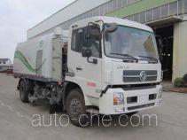 Jieshen QJS5160TSLDFN5 street sweeper truck
