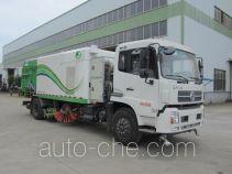 Jieshen QJS5160TXSDFN5 street sweeper truck