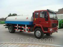 Jieshen QJS5161GSS sprinkler machine (water tank truck)
