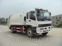 Jieshen QJS5167ZYS4 garbage compactor truck