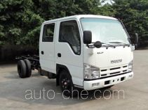 Isuzu QL10413HWRY light truck chassis