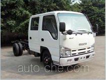 Isuzu QL10423HWRY light truck chassis
