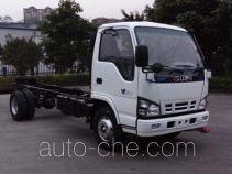 五十铃牌QL1060A5KAY型载货汽车底盘