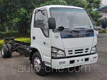 五十铃牌QL1070A5KAY型载货汽车底盘