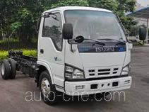 五十铃牌QL1071A5KAY型载货汽车底盘
