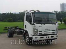 五十铃牌QL10909KARY型载货汽车底盘
