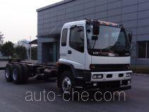 五十铃牌QL1250WRFZY型载货汽车底盘