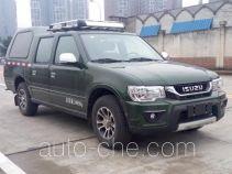 Qingling Isuzu QL5020XXYUWWRJ box van truck