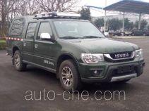 Qingling Isuzu QL5020XXYBWWSJ box van truck