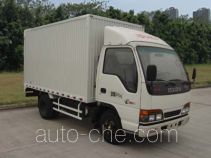 Qingling Isuzu QL5040X8FARJ van truck
