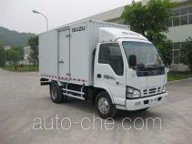 Qingling Isuzu QL5040XHFARJ van truck