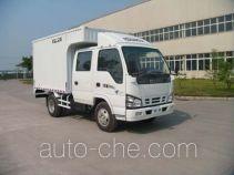 Qingling Isuzu van truck
