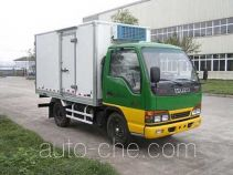 Qingling Isuzu QL5040XLC3EARJ refrigerated truck