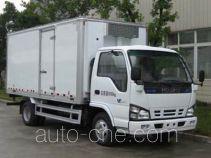 庆铃牌QL5040XLCA1HAJ型冷藏车