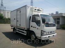 庆铃牌QL5040XLCA5HAJ型冷藏车