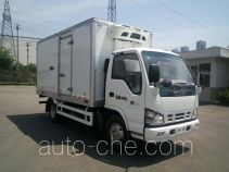Qingling Isuzu QL5040XLCA5HAJ refrigerated truck