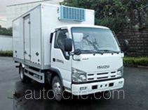 Isuzu QL5040XLCA6HA refrigerated truck