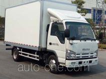 Qingling Isuzu QL5040XSHA6HAJ mobile shop