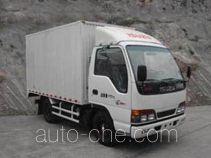 庆铃牌QL5040XXY3EARJ型厢式运输车