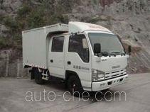 Qingling Isuzu QL5040XXY3EWR2J box van truck