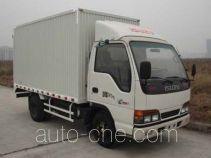 五十铃牌QL5040XXY3FAR型厢式运输车