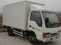 Qingling Isuzu QL5040XXY3FARJ box van truck