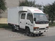 Qingling Isuzu QL5040XXY3FWRJ box van truck