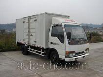 庆铃牌QL5040XXY3HARJ型厢式运输车