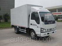 庆铃牌QL5040XXYA1FAJ型厢式运输车