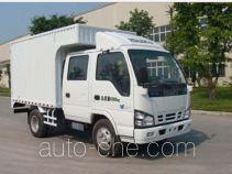 庆铃牌QL5040XXYA1FWJ型厢式运输车
